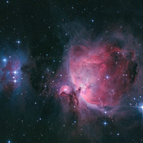 Orion's Sword Region