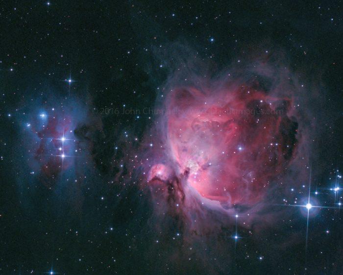 Orion's Sword Region