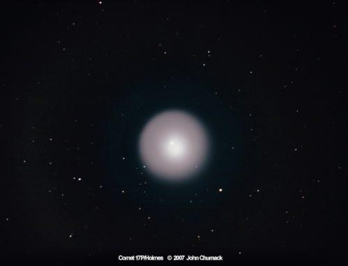 Comet 17P/Holmes 10/29/07