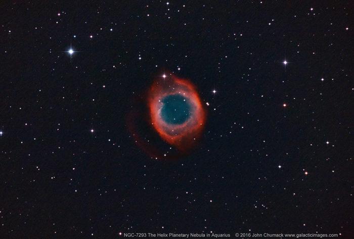 Eye of God Nebula - Helix