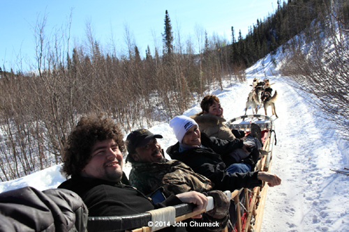 Other available activities like Dogsledding, Snow mobiling, etc.