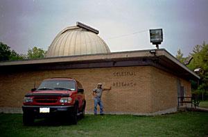 John Bryan State Park Observatory