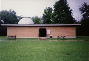 JBSPO & Chumack Observatories Yellow Springs, Ohio