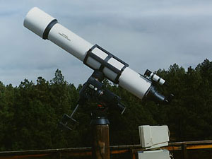 "7"" Meade Apo Refractor, Star Hill Inn, NM"