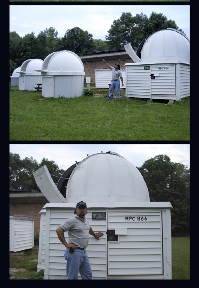 The Chumack Observatories, Yellow Springs Station
