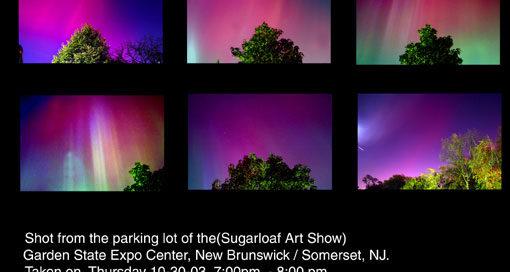 New Jersey Aurora