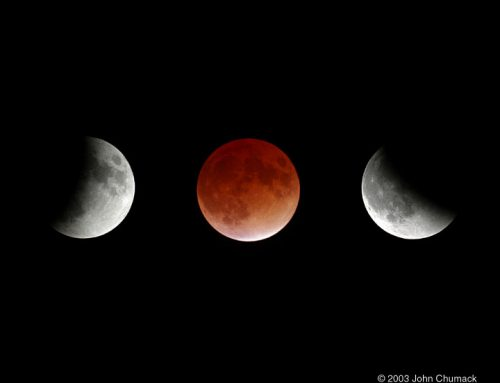 Total Lunar Eclipse Sequence 2/20/2008