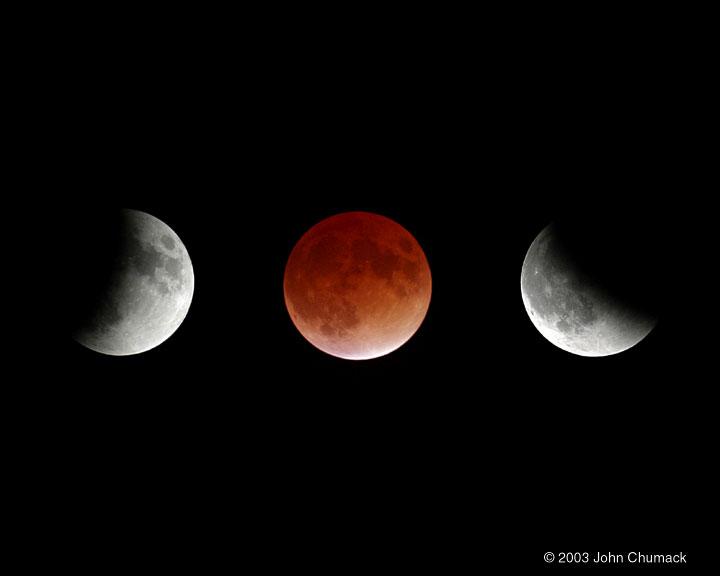 Total Lunar Eclipse 11-08-03