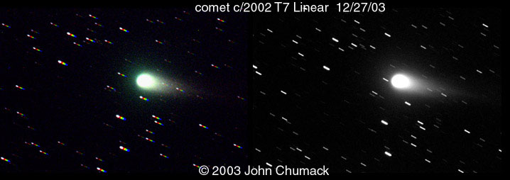 Comet Linear c/2002 T7 12-27-03