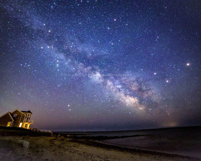 Milky Way Cape Cod