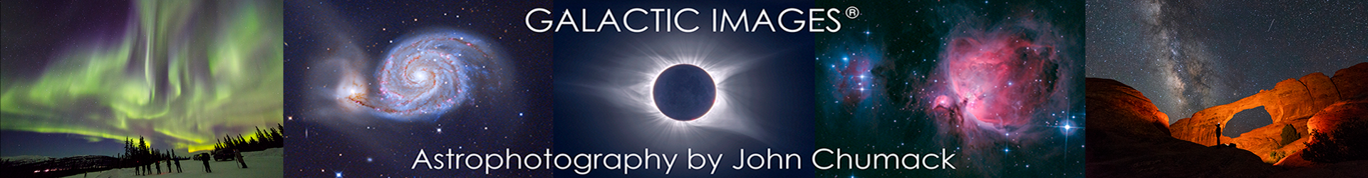 Galactic Images Logo