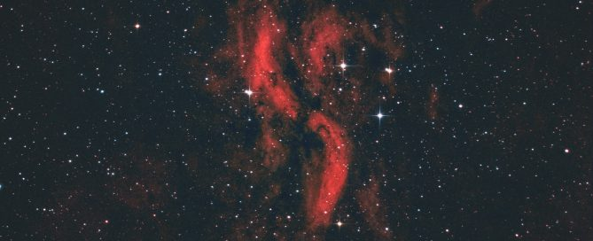 The Propellar Nebula DWB-111