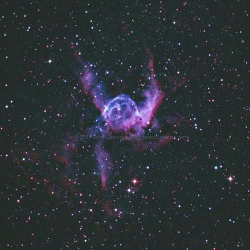 Thor's Helmet NGC-2359