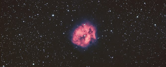IC5146 The Cocoon Nebula in Cygnus