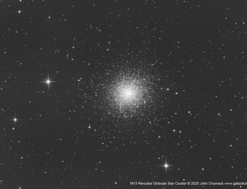 M13 The Hercules Globular Star Cluster