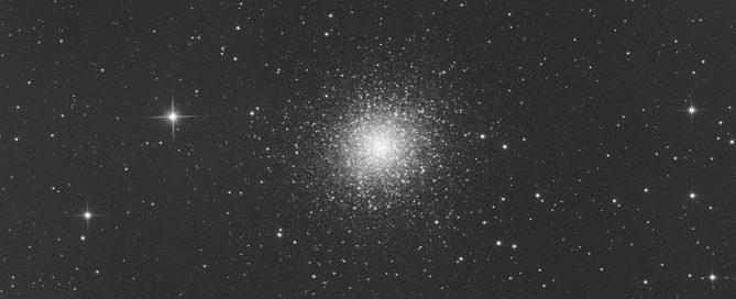 M13 Hercules Globular Star Cluster