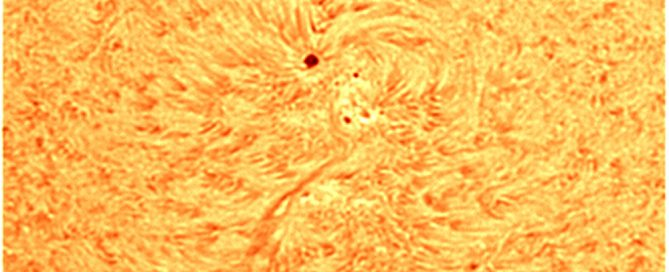 Sunspot AR2765