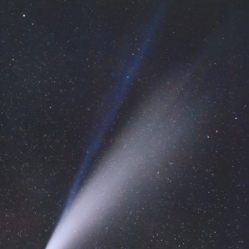 Comet NEOWISE c/2020 F3 on 07-17-2020