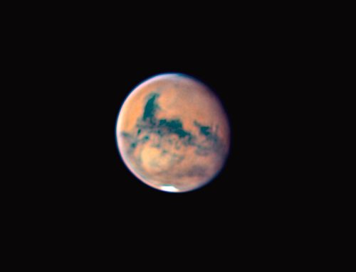 Mars on 09-10-2020 Martian Surface details abound