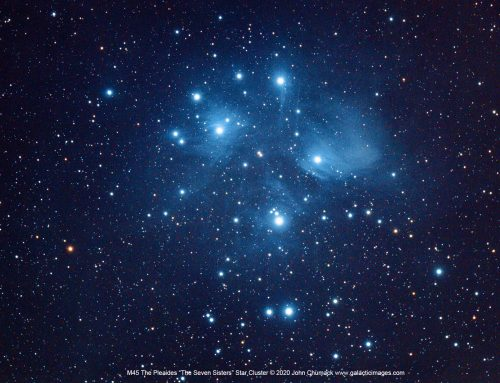 """Subaru""  M45 The Pleiades  or ""The Seven Sisters"""