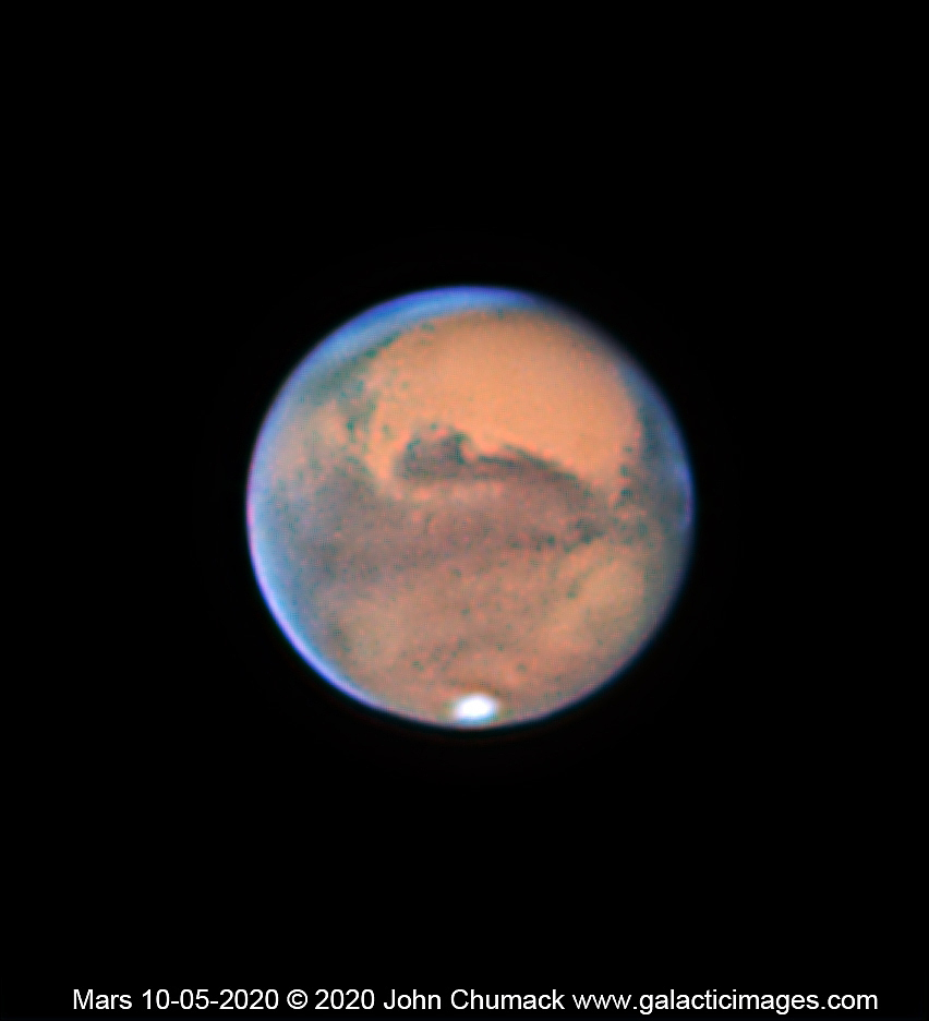 The Planet Mars Close approach to Earth.