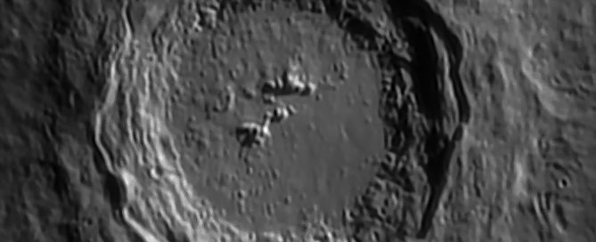 Copernicus Crater Extreme Close-up