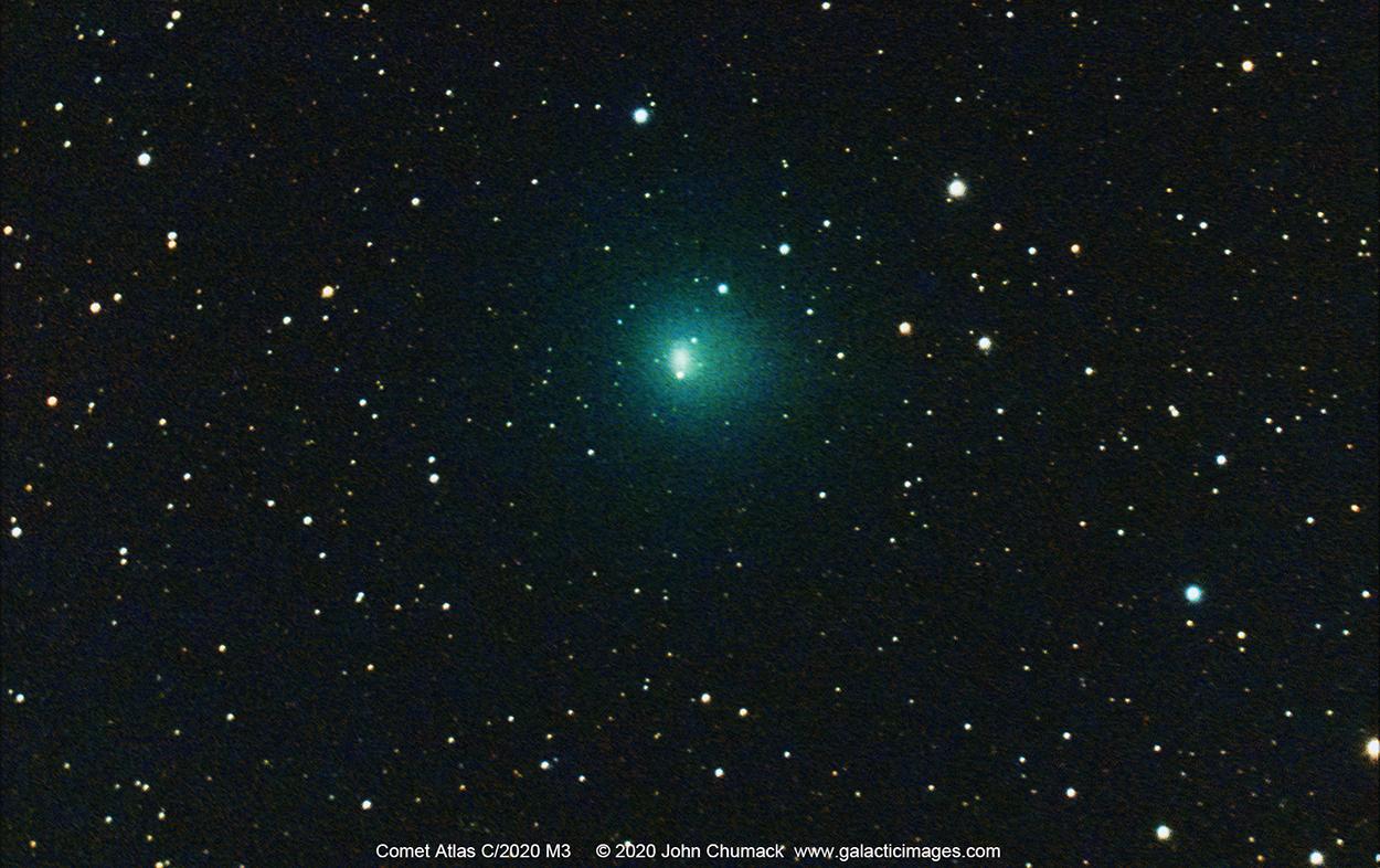 Comet Atlas C/2020 M3