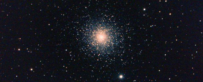 M15 The Great Pegasus Globular Star Cluster