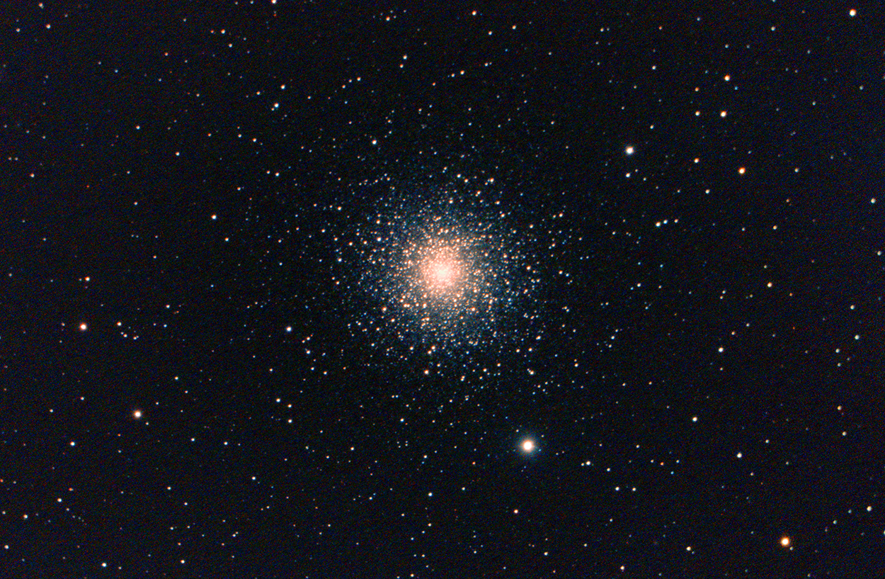 M15 The Great Pegasus Globular Star Cluster