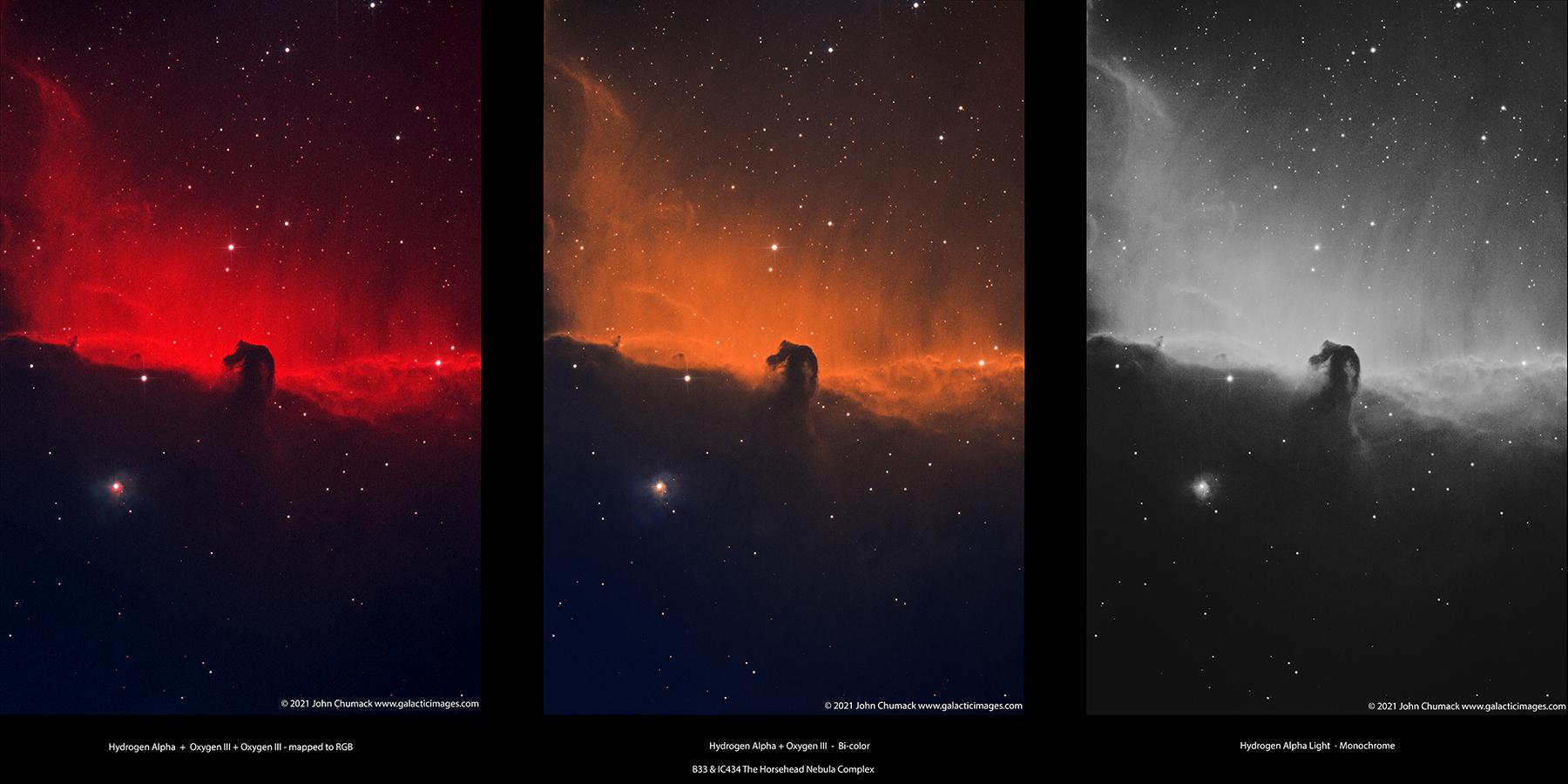 B33 The Horsehead Nebula - IC 434