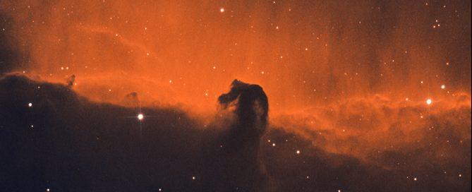B33 Horsehead HA+OIII_BiColor
