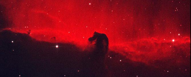 B33 The Horsehead Nebula - IC 434 RGB