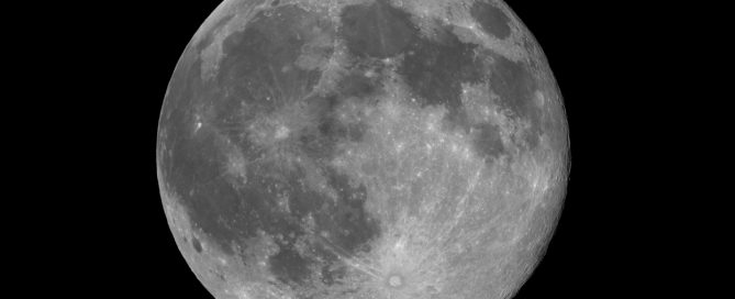 The Full Worm Moon on 03-28-2021