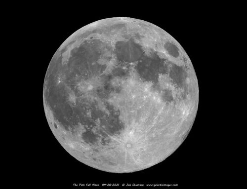 The Pink Super Full Moon 04-26-2021