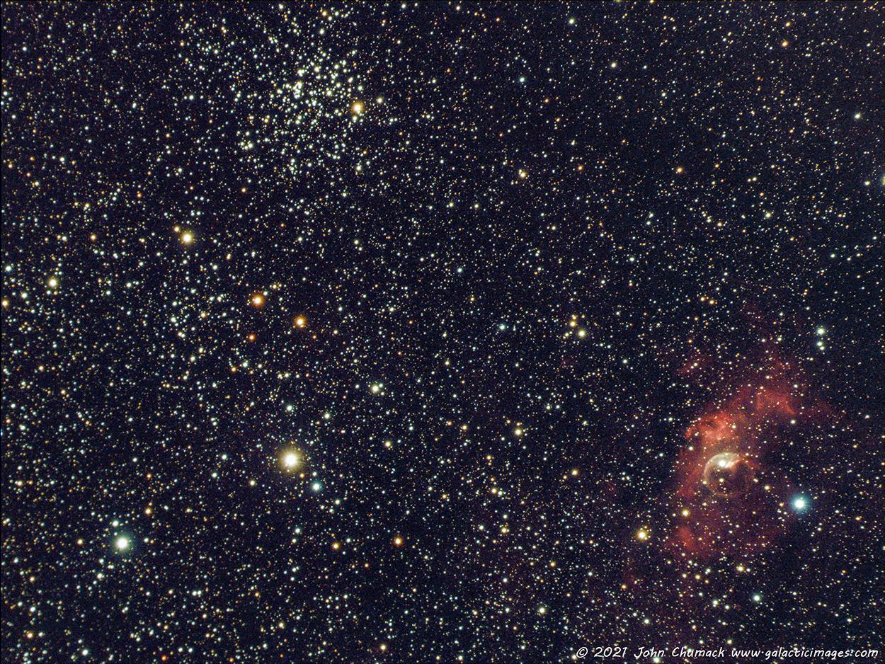 V1405 Nova Cas 2021Nova in Cassiopeia at 5.4 magnitude