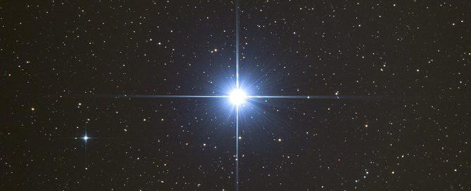 Vega - The Brightest Star in Lyra