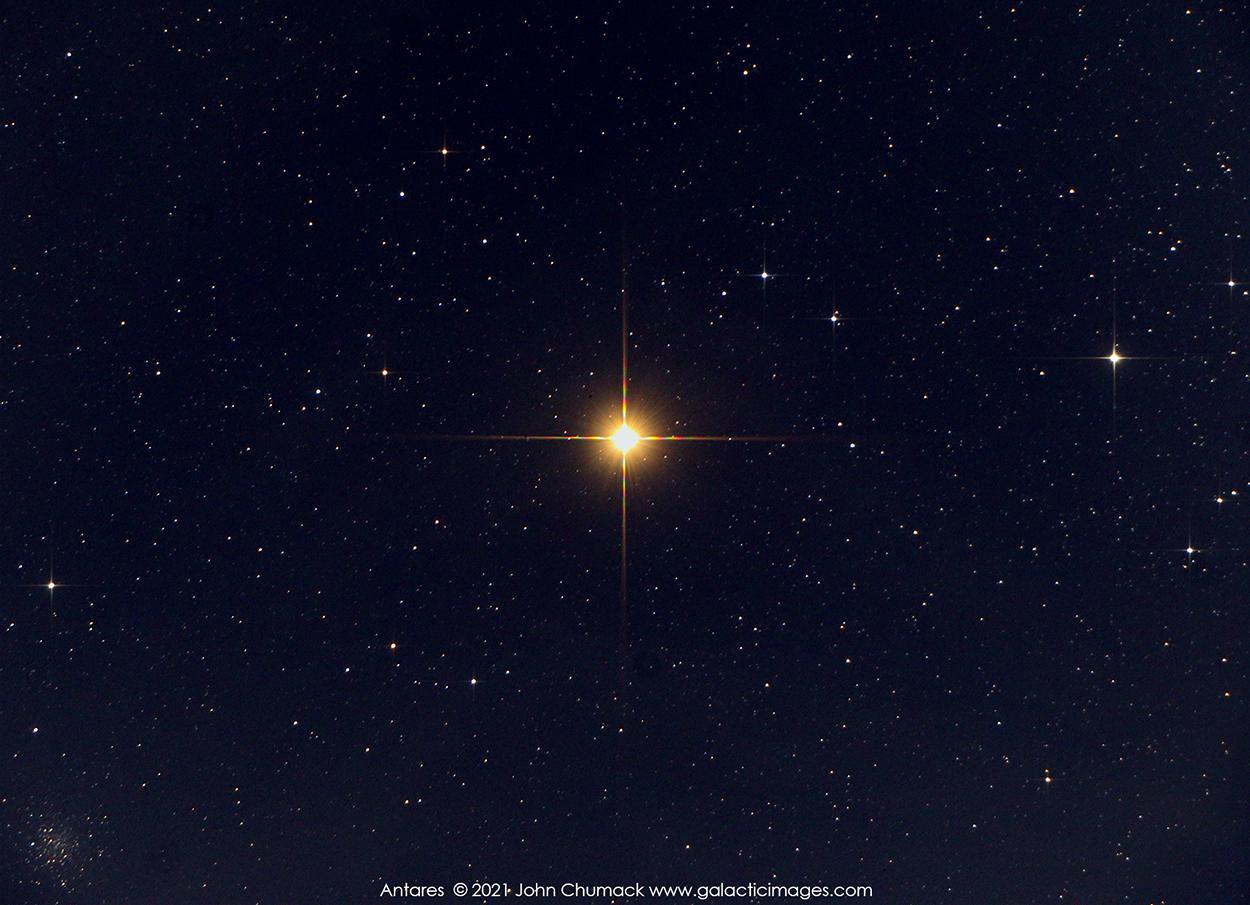 Antares - Alpha Scorpii