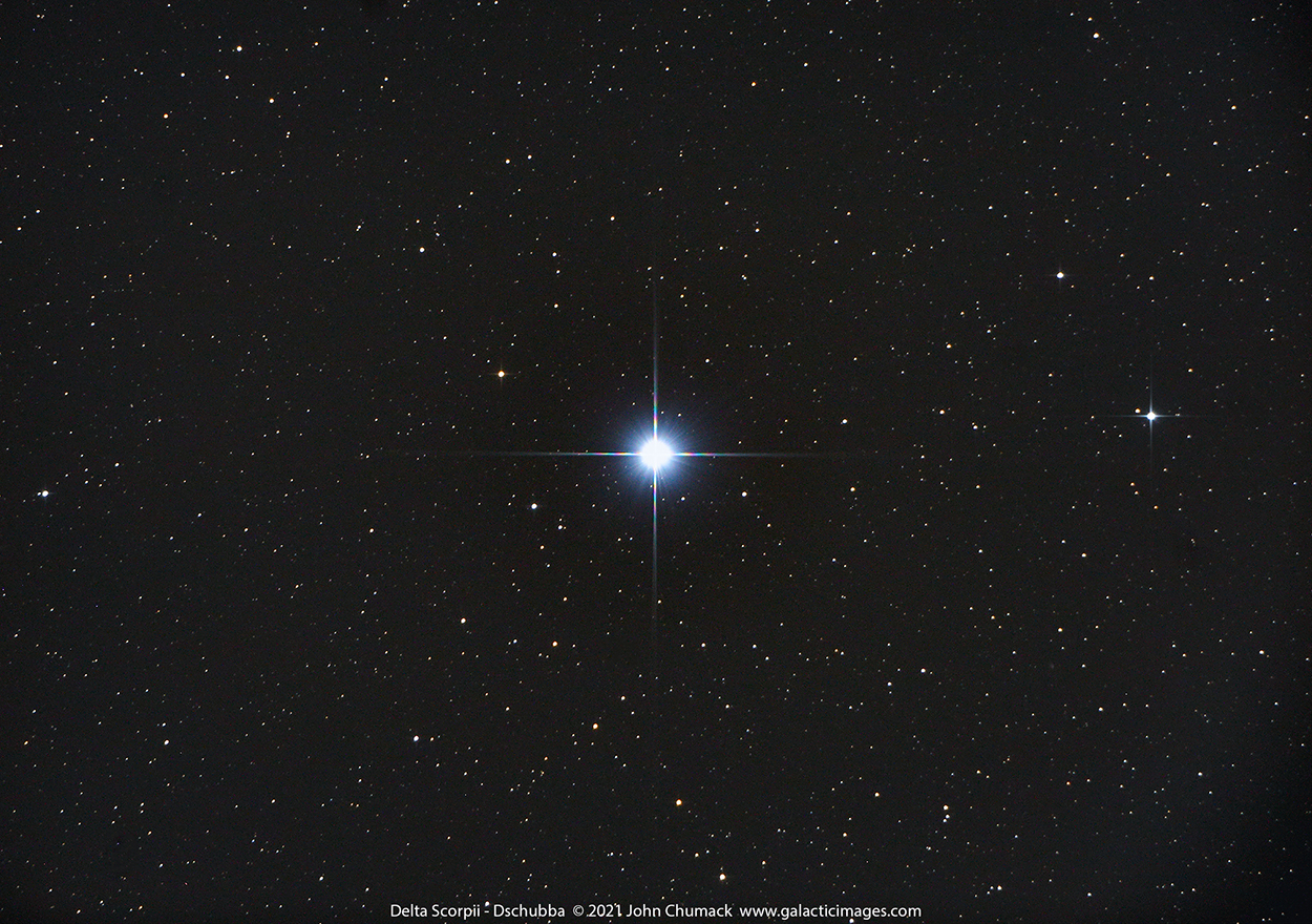 Delta Scorpii, Dschubba, low amplitude Variable star, Binary Variable star system