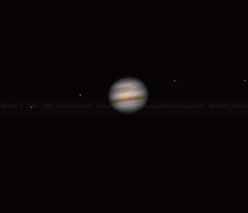 Jupiter & Jovian Moons Photos