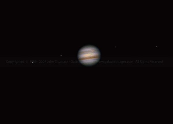 Jupiter & Jovian Moons Photos