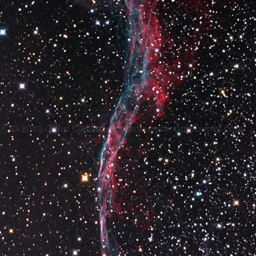 Interstellar Twister - Veil Nebula SuperNova Remnant Photos