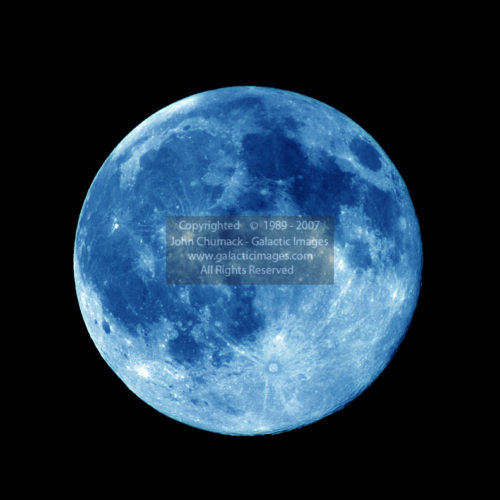 Once in a Blue Moon Photos