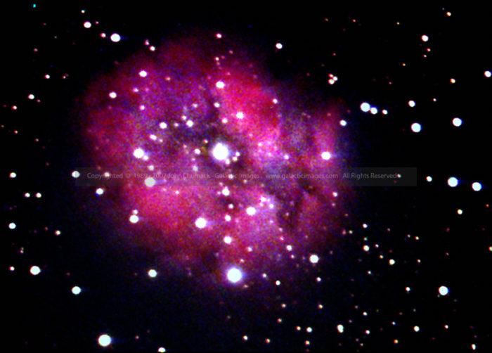 The Cacoon Nebula Photos