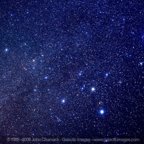 Canis Major Constellation Photo