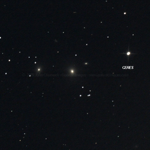 Dwarf Planet Ceres Photos