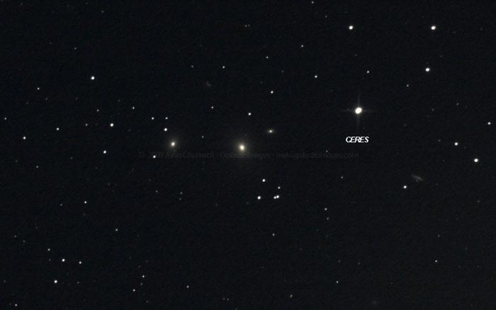 Dwarf Planet Ceres Photos