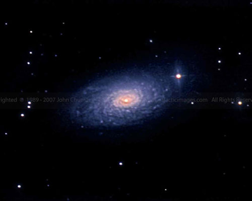 M63 Sunflower Galaxy Photos