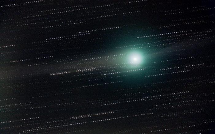 Comet Lulin Photos - Close-up