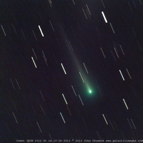 Comet ISON Photos