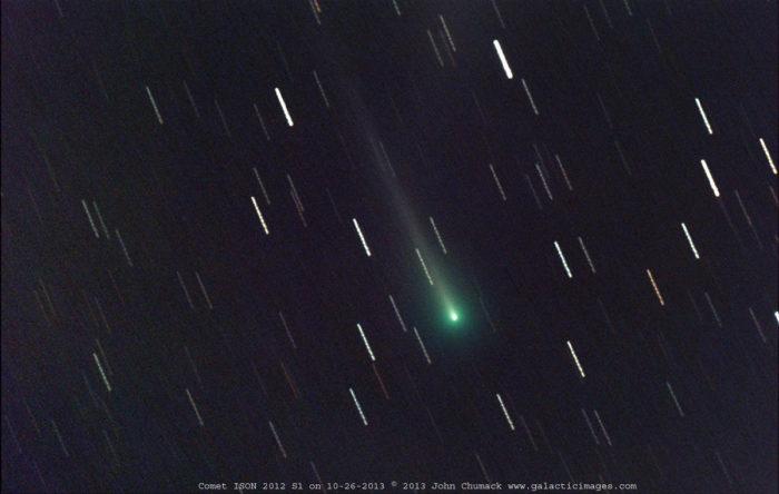 Comet ISON Photos